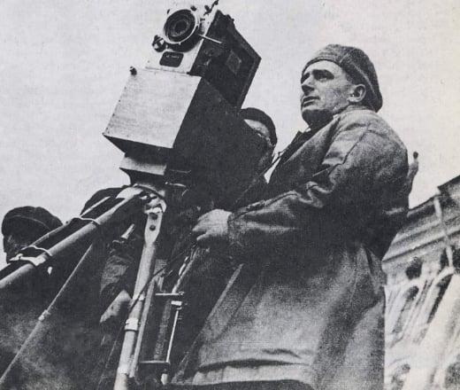 Dziga Vertov and the Foundations of Soviet Documentary